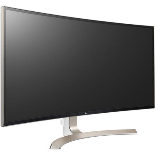 lg 38uc99 w 38 21 9 4k wqhd curved ips monitor