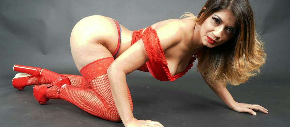 La Reina de la sensualidad: Carolina Sanchez