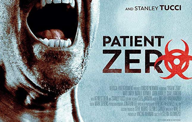 Patient Zero - review by Stars & Popcorn