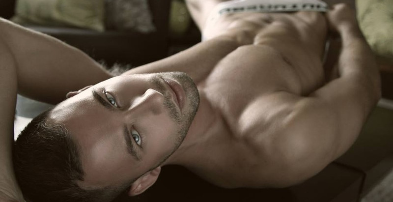 The Model: Dominick Juneau