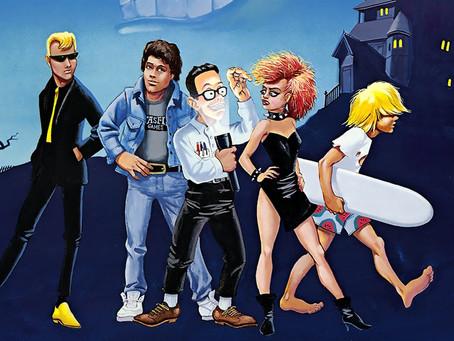 Maniac Mansion - the movie (?)