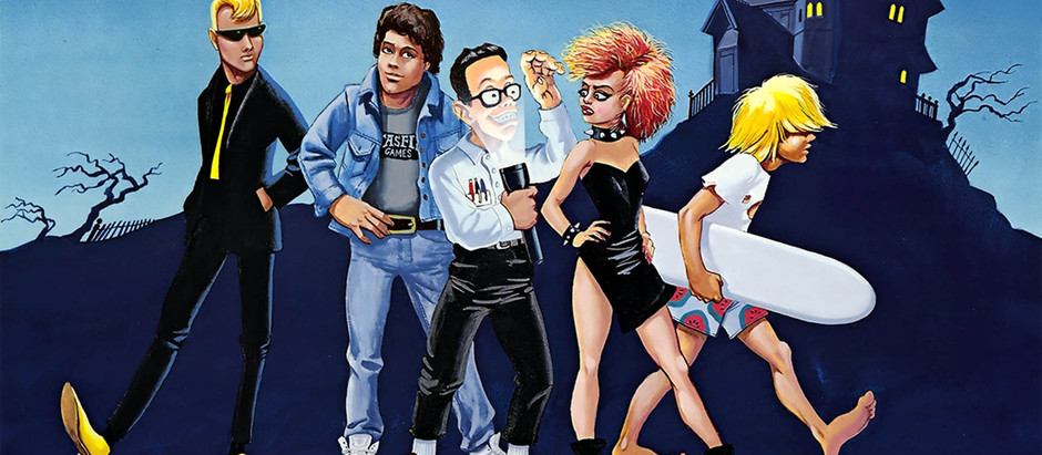 Maniac Mansion - the movie (?)