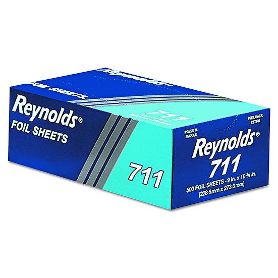 23-ALUM HOJAS 9X10.75 REYNOLDS