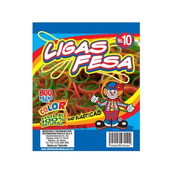 2-LIGA FESA 10 Y 18