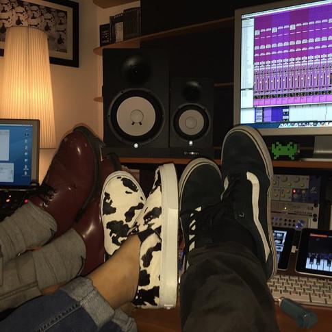 This weeks studio pics _arrowbenjamin _theambersimone