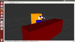 Initial 3D model