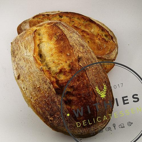 Withies Deli Sourdough Bread White