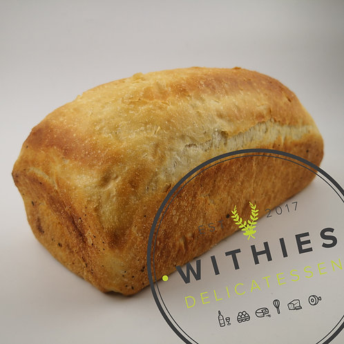 Withies Deli Sandwich Loaf White