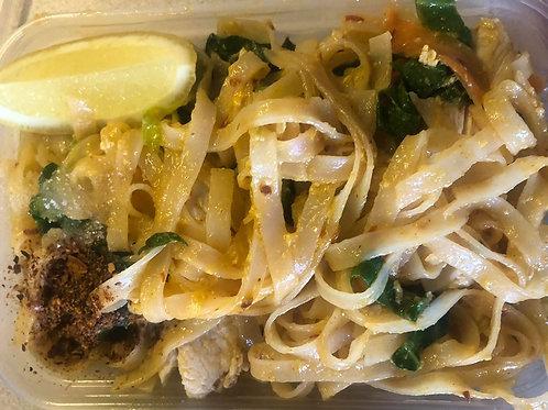 Fon's Thai Takeaway Pad Thai Chicken Portion
