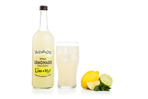Hullabaloos The Lime & Mint One 750ml