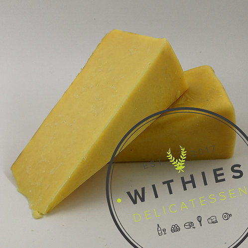 Withies Deli Cave-aged Cheddar 250g