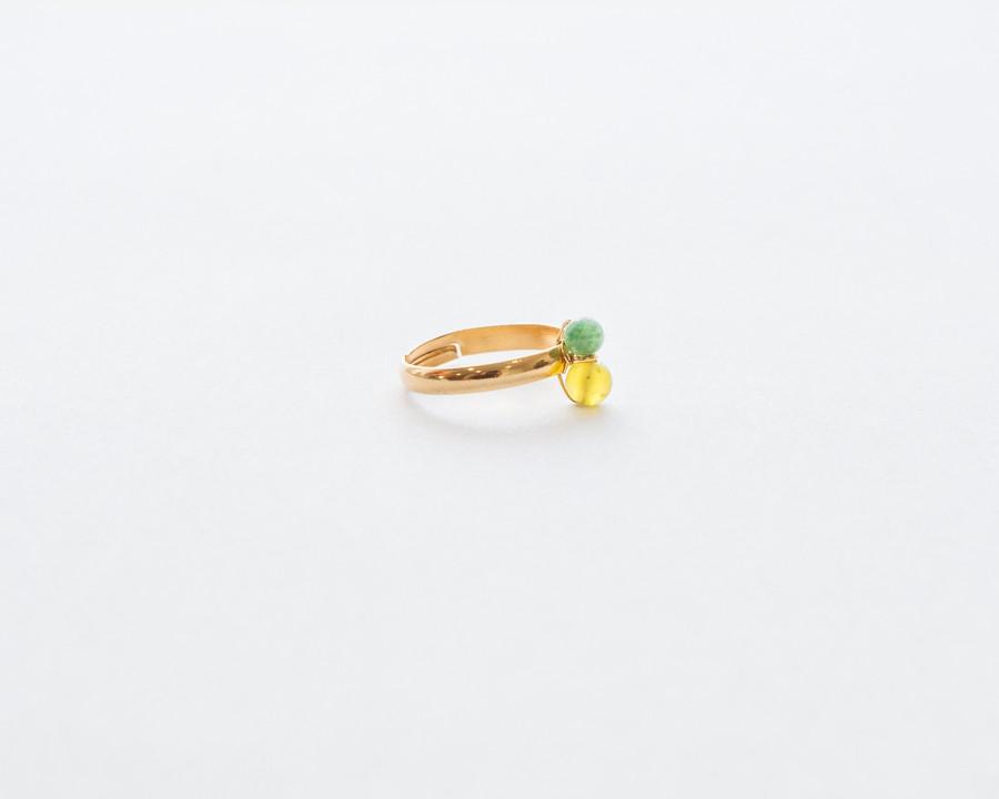 Bijou fait avec des pierres naturelles semi précieuses Bijou lithothérapie bienfait des pierresBijou en pierre semi précieuse naturelle fait main bijou made in france fait à la main collier corail éponge