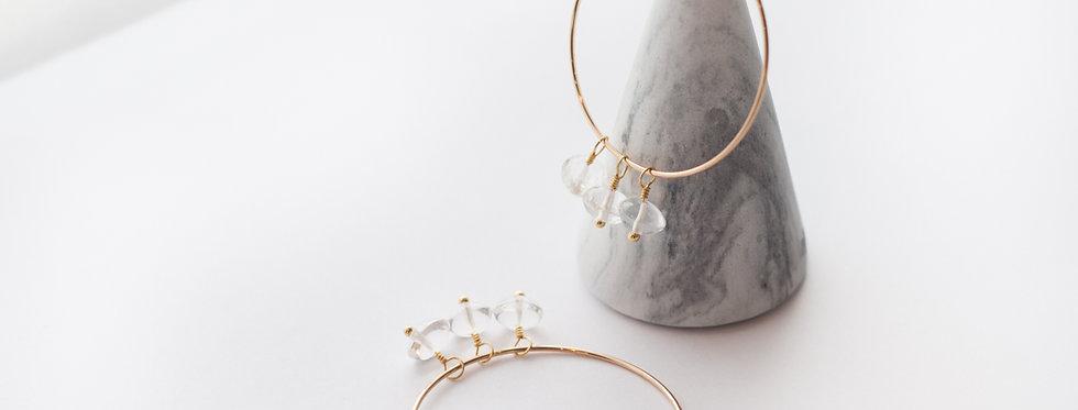 Boucles d'oreilles Lola - Gold Filled