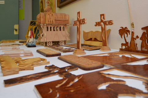 Resident Woodwork Projects