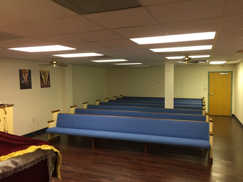 The Three Holy Youth Chapel