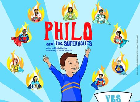 VBS 2020 (Virtual): SuperHolies