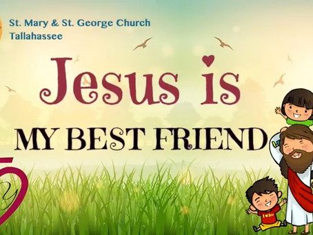 Jesus is My Best Friend – Children's CD