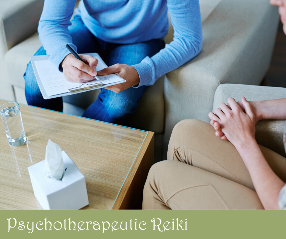 Psychotherapeutic Reiki
