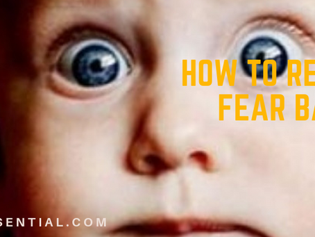 How To Reprogram Your Fear Based Response Exercise