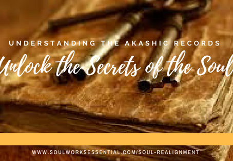 Understanding Akashic Records Series - Part 1 'What are the Akashic Records?'