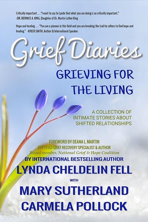 Grief Diaries - 'Grieving for the Living'