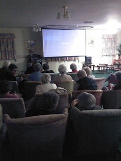 ashby community centre film show
