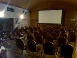 Orston village hall cinema