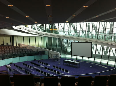 mobile cinema booked for city hall, london