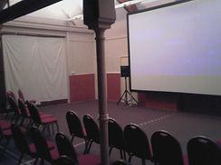 macclesfield community centre film show