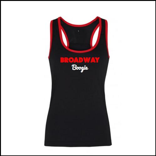 Broadway Boogie Vest
