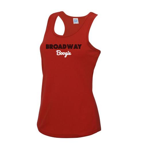 Broadway Boogie Plain Vest