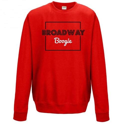 Broadway Boogie Sweatshirt