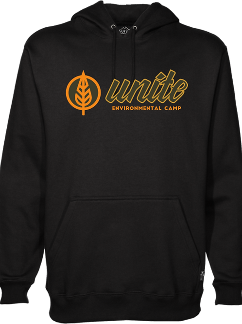 Unite Light Weight pullover with hood