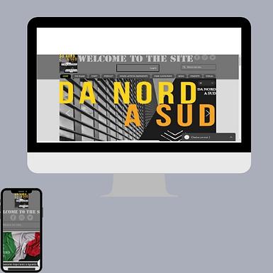 Sito Web per: Da Nord A Sud