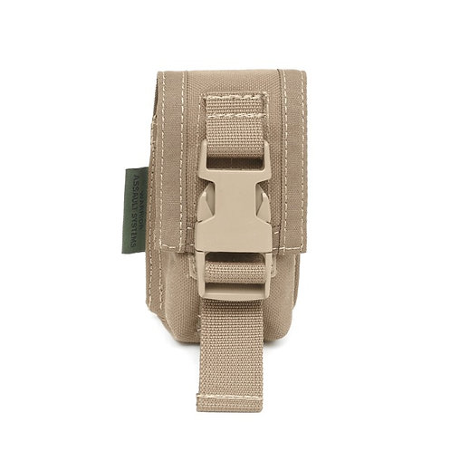 Compass Pouch Coyote Tan