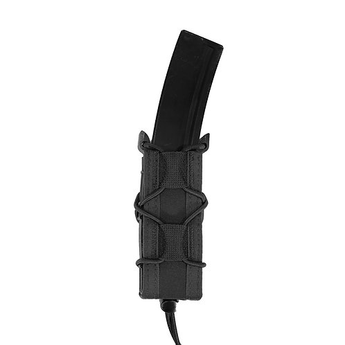 Single Quick Mag for 9mm Pistol Black