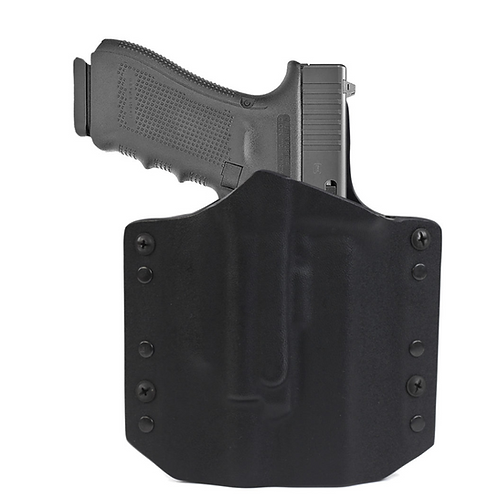 ARES Kydex Holster Glock-17/19 w-X400 Negro