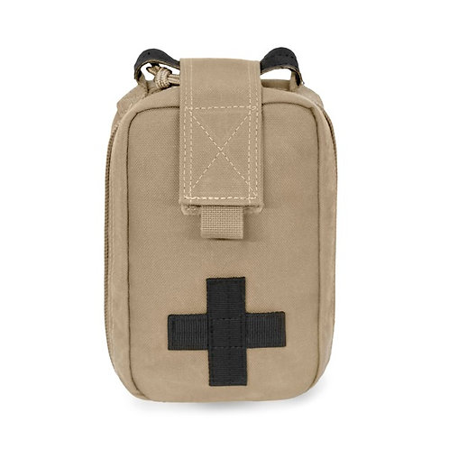 Personal Medic Rip Off Pouch Coyote Tan