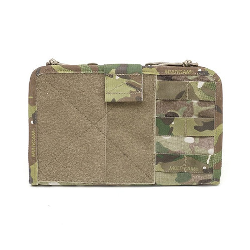 Command Panel Gen2 with Fold Out Map Sleeve & Velcro Fastening MultiCam