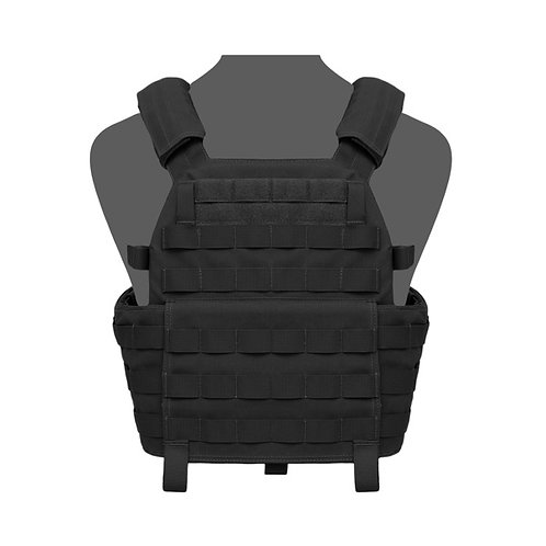DCS Special Forces Plate Carrier Base Size Medium Black