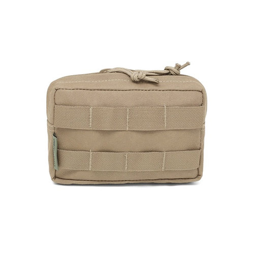 Pouch Pequeño Horizontal MOLLE  Coyote Tan