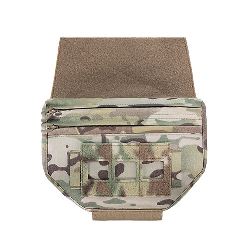 Utilitario Drop Down Laser Cut MultiCam
