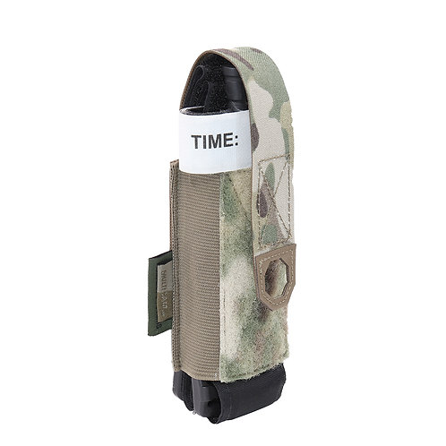 Warrior Laser Cut Universal Tourniquet Holder MultiCam