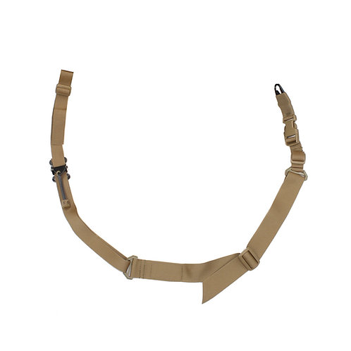 Two Point Sling Coyote Tan