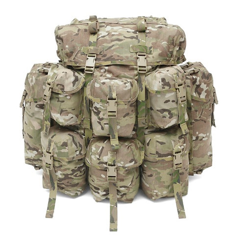 BMF Bergen High Capacity Patrol Pack MultiCam