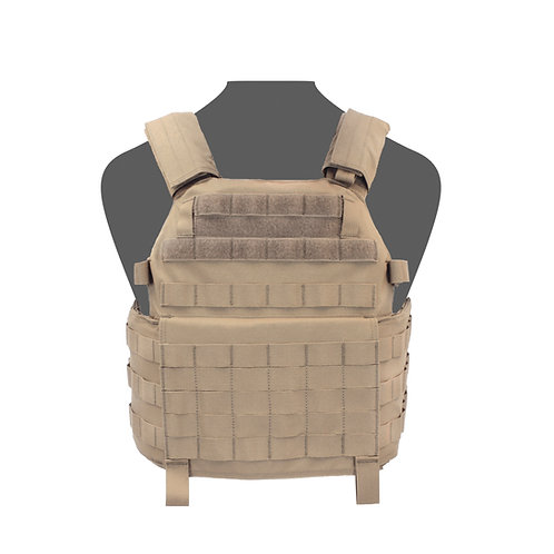 DCS Special Forces Releasable Plate Carrier Coyote Tan
