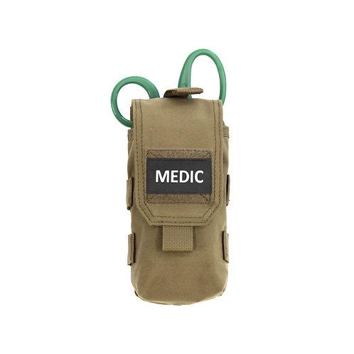 Kit Individual de Primeros Auxilios Coyote Tan