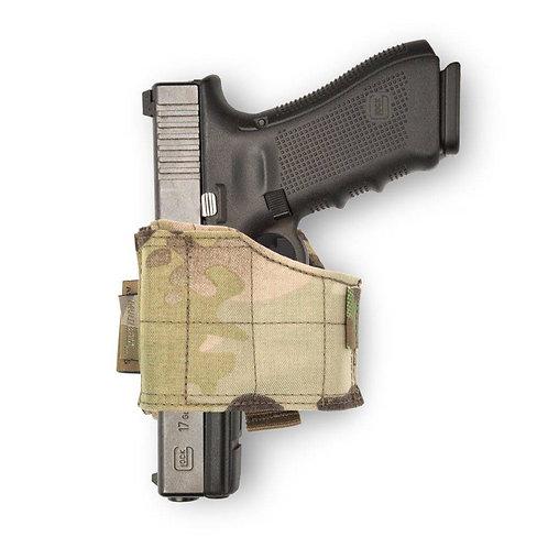 Universal Pistol Holster Zurdo MultiCam