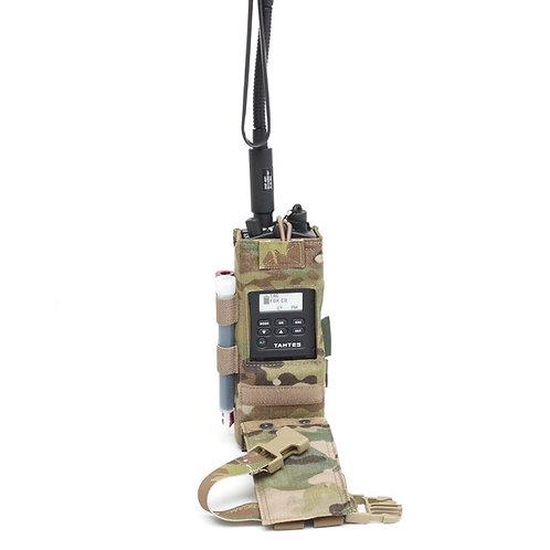 MBITR Porta Radio Apertura Frontal MultiCam