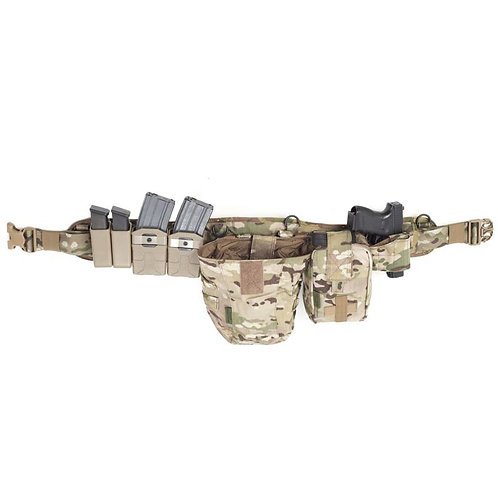Padded Load Bearing Belt Acción Directa M MultiCam